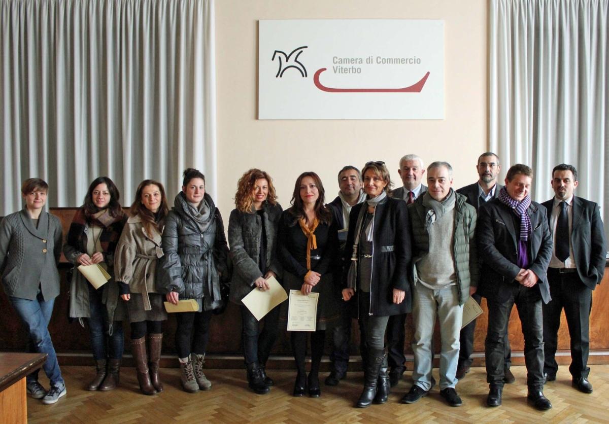 Progetto Sirni, sedici nuovi imprenditori per ridare slancio all'economia viterbese