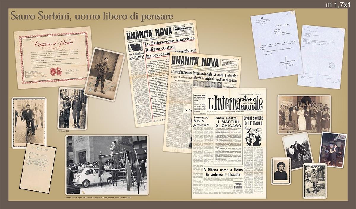 Quarant'anni di Union Printing mostra in ricordo di Sauro Sorbini