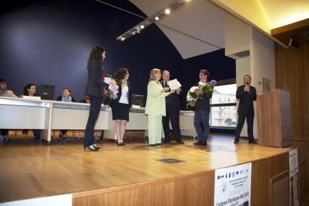 Certamien Viterbiense della Tuscia premio alla migliore prova di greco