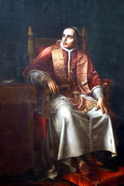 Bicentenario nomina Luciano Bonaparte rivive la tela del Wicar dopo il restauro