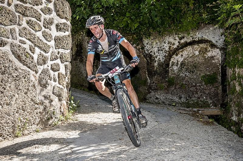 Mountain Bike, sulla cross country a Blera primo Stefano Miralli di Bagnaia