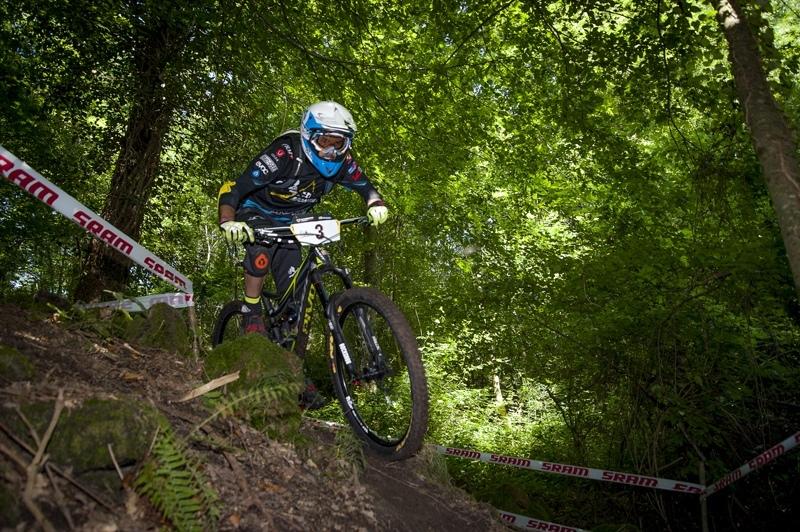 Mountain bike, il campione portoghese. Marco Fidalgo conquista il podio