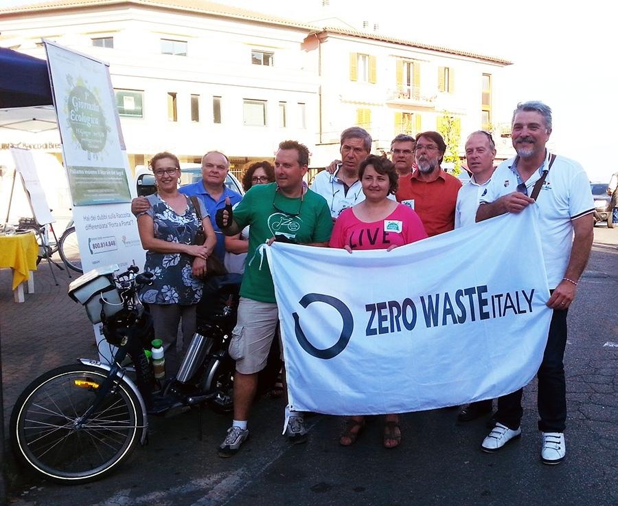 """Zero Waste Italia, all'azienda agricola. Trebotti la nomination """"impresa green"""""""