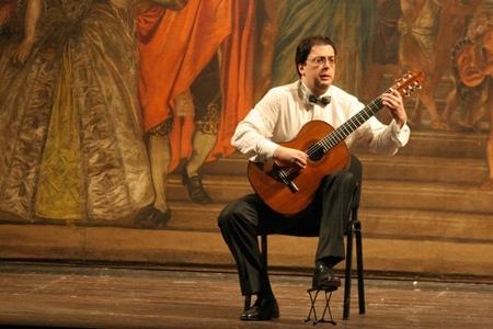 L'arte del chitarrista Giovanni Puddu e del pittore Francesco Ferrari alla Commenda