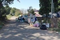 """Corpo Forestale, """"beccate"""" tre persone che gettavano rifiuti in periferia"""