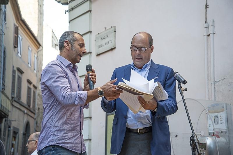 Nicola Zingaretti risponde a Viterbo Civica. «Attiviamo i dearsenificatori entro l'anno»