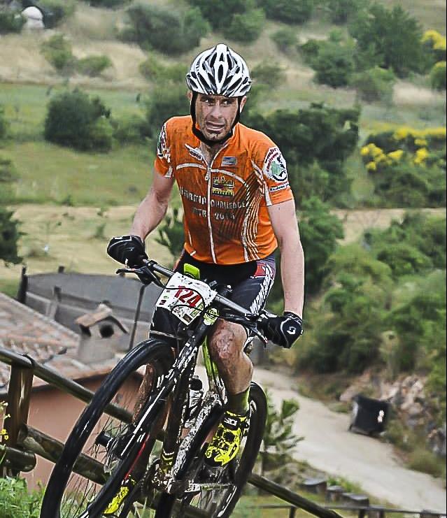 Mountain bike, stagione d'oro per i viterbesi Luca Chiodi e Carlo Socciarelli