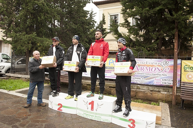 Mountain bike, il grossetano Federico Rispoli primo alla gara della Sagra dell'Olivo di Canino