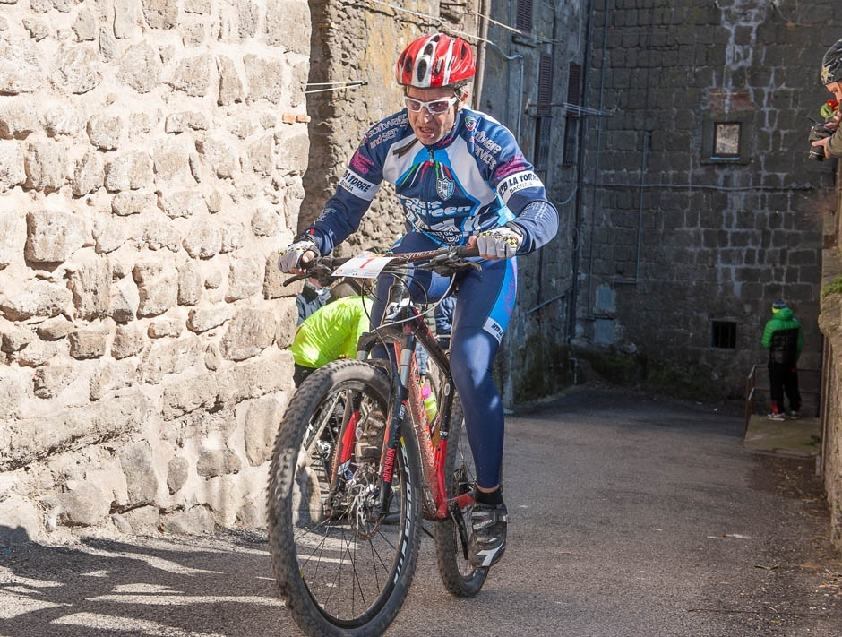 "Memorial ""Dario Fiorentini"" mountain bike a Bagnaia"