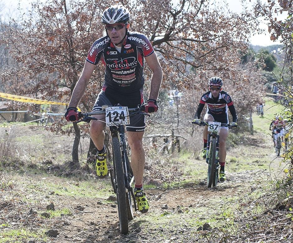 Campionati italiani mountain bike. Chiodi settimo, Grassi undicesimo