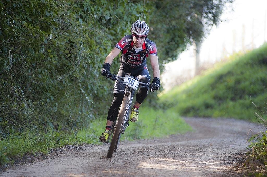 Dolomiti Superbike, il viterbese. Luca Chiodi terzo nella categoria M3