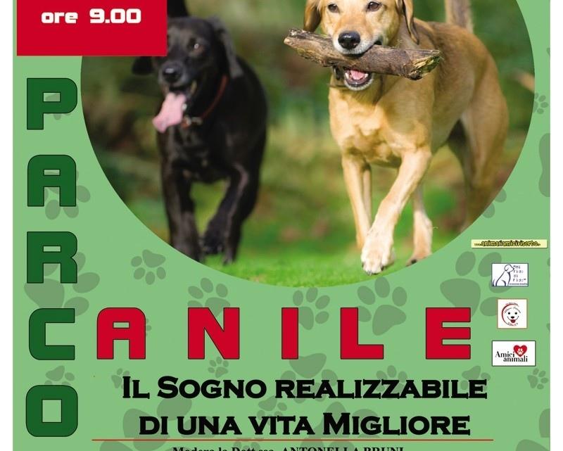Parco canile, il convegno a Viterbo