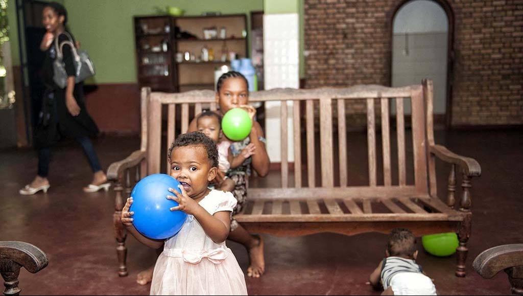 Foto per il Madagascar, mostra a Viterbo