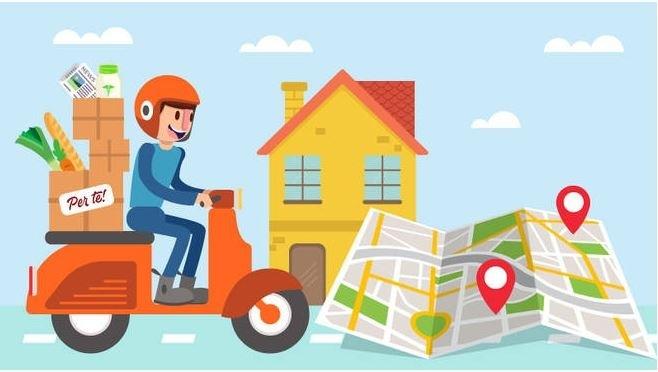 Viterbo non si ferma: i servizi di consegna a domicilio e vendita online attivi in città